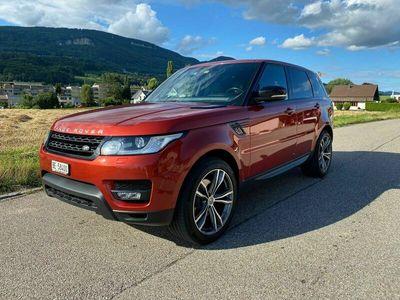 gebraucht Land Rover Range Rover Sport Benzin