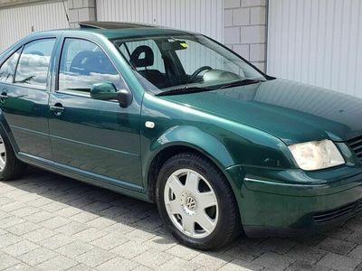 gebraucht VW Bora AUTOMAT 2.3 AB MFK 30.11.2020
