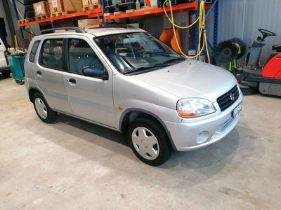 gebraucht Suzuki Ignis 4X4 FRISCH AB MFK