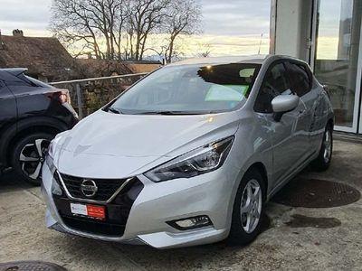 gebraucht Nissan Micra 1.0 IG-T N-Connecta aut