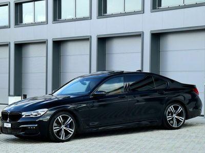 gebraucht BMW 730L 7er d xDrive M Sportpaket Steptronic