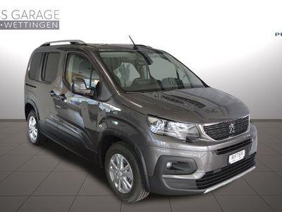 gebraucht Peugeot Rifter Rifter 1.2 Allure Pack2018-