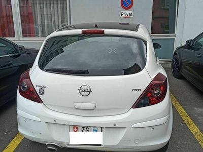 gebraucht Opel Corsa Corsa 1.3 CDTI Diesel, Verbrauch 4.1 wie gratis.1.3 CDTI Diesel, Verbrauch 4.1 wie gratis.