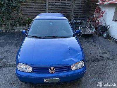 gebraucht VW Golf IV 1.8 GTI
