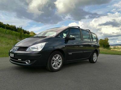 gebraucht Renault Grand Espace EspaceIV, 7 Plätze, MfK, 8fach bereift