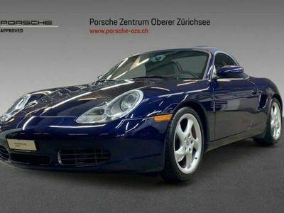 gebraucht Porsche Boxster S ,