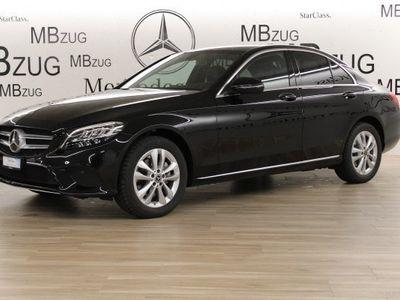 gebraucht Mercedes C200 SwissStar 4M Avant.