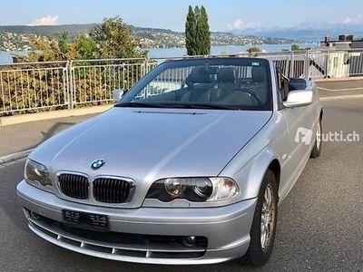 gebraucht BMW 320 Cabriolet 3er e46 ci