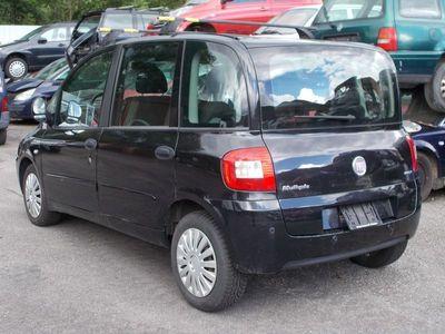 gebraucht Fiat Multipla 1,9L JTD