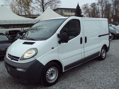 gebraucht Opel Vivaro 1.9 CDTI 2.7t