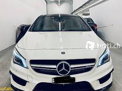 gebraucht Mercedes CLA45 AMG