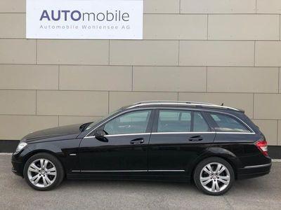 gebraucht Mercedes C350 CDI (320 CDI) Avantgarde 4Matic 7G-Troni