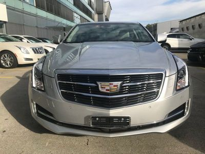 gebraucht Cadillac ATS Coupé 2.0 Turbo Performance AWD Automatic