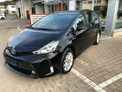 gebraucht Toyota Prius+ + 1.8 VVT-i HSD Sol Premium