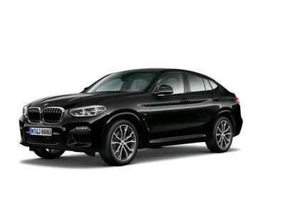 gebraucht BMW X4 xDrive 20d M Sport Steptronic