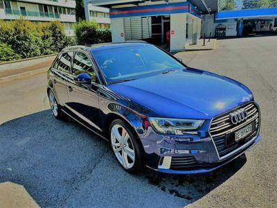 gebraucht Audi A3 Sportback 2.0 TDI quattro