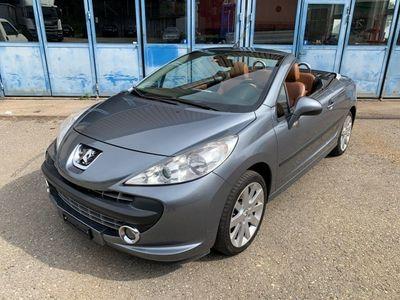 gebraucht Peugeot 207 CC 1.6 16V Platinium Edition