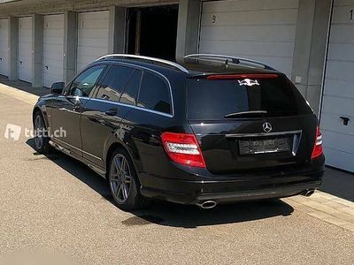 gebraucht Mercedes C350 C-Klasse Mercedes BenzAMG Line