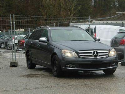 gebraucht Mercedes C200 C-KlasseKompressor Avantgarde
