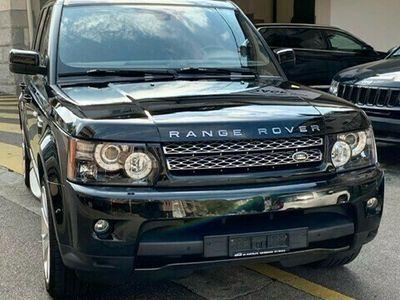 gebraucht Land Rover Range Rover Sport Range Rover Sport 3.0 TDV6 HSE Automatic 3.0 TDV6 HSE Automatic