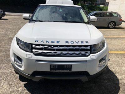 gebraucht Land Rover Range Rover evoque 2.0 Si4 Dynamic Spirit AT6