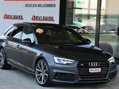 gebraucht Audi RS4 S4 / RS4 S4 Avant 3.0 TFSI quattro tiptronic (Kombi) S4 /S4 Avant 3.0 TFSI quattro tiptronic (Kombi)