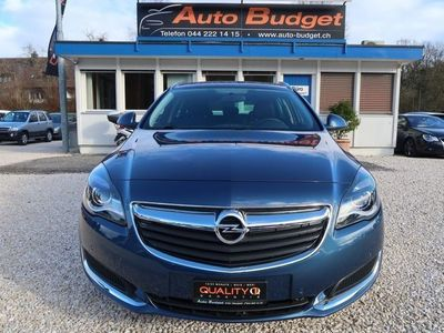 gebraucht Opel Insignia Sports Tourer 1.6 Turbo Edition