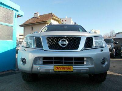 gebraucht Nissan Navara Double Cab Platinum 2.5 dCi 4WD