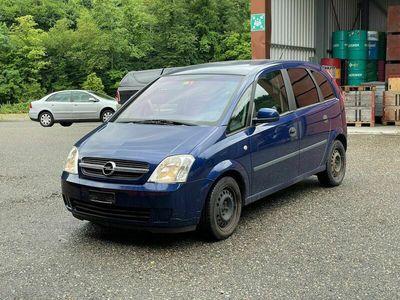 gebraucht Opel Meriva 1.6i B04