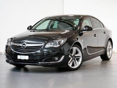 gebraucht Opel Insignia 1.6 T Sport