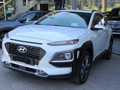 gebraucht Hyundai Kona 1.6 T-GDI Luxury Edition 4WD