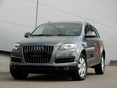 gebraucht Audi Q7 Q7 3.0 TDI quattro tiptronic3.0 TDI quattro tiptronic
