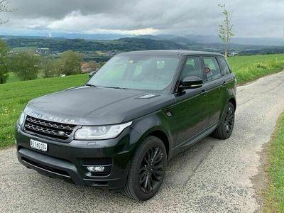 gebraucht Land Rover Range Rover Sport 3.0 V6 SC SE Automatic