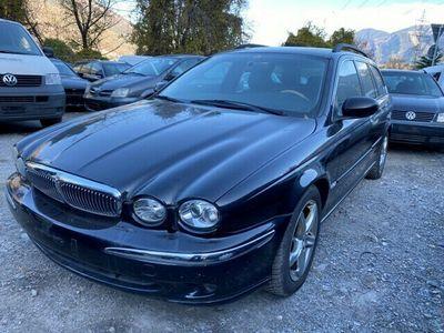 gebraucht Jaguar X-type Estate 3.0 V6 Traction4 Executive