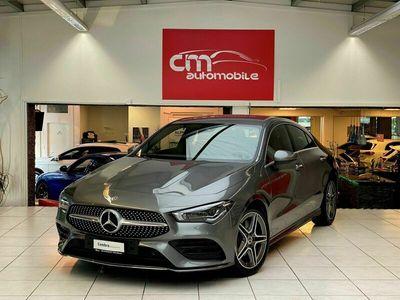 gebraucht Mercedes CLA220 CLA-KlasseAMG Line 7G-DCT 4Matic