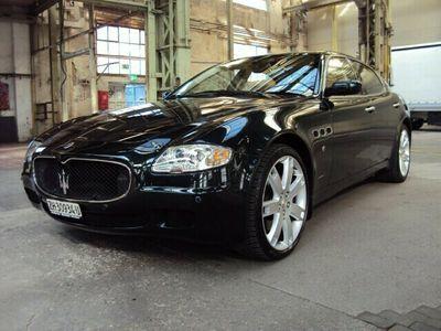 gebraucht Maserati Quattroporte 4.2 V8 Sport GT DuoSelect