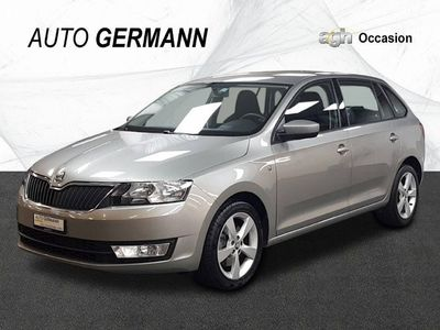 gebraucht Skoda Rapid Spaceback 1.2 TSI Ambition