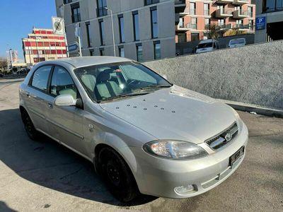 gebraucht Chevrolet Lacetti 1.8 CDX
