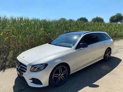 gebraucht Mercedes E200 E-Klasse Mercedes BenzAMG / Werksgarantie. - April 2022