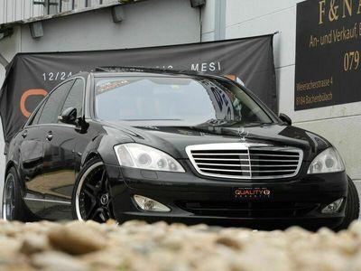 gebraucht Mercedes S500L 7G-Tronic / Einzigartig!