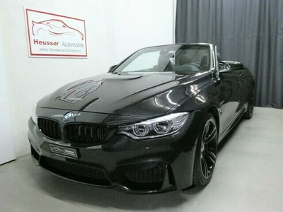 gebraucht BMW M4 Cabriolet DKG - Black Edition - 431 PS