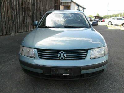 gebraucht VW Passat Variant 1.9 TDI Comfortline syncro