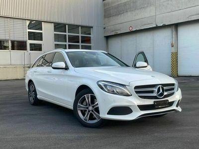 gebraucht Mercedes C250 C-Klasse MERCEDES BENZT mit wenig Kilometer