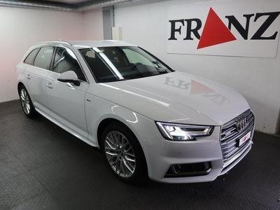 gebraucht Audi A4 Avant 2.0T Sport qua.