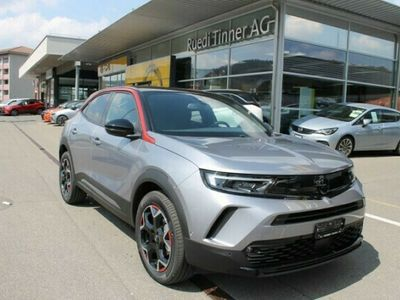 gebraucht Opel Mokka 1.2 T 130 GS Line