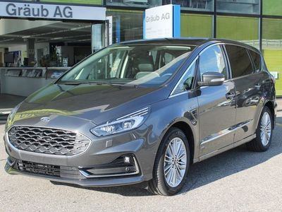 gebraucht Ford S-MAX 2.0TDCi Vignale AWD Automatic