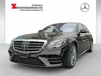 gebraucht Mercedes S560 L 4Matic
