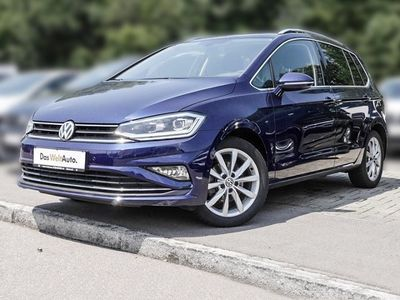 gebraucht VW Golf Sportsvan HIGHLINE 1.5TSI DSG LED NAVI ACC
