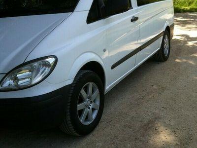 gebraucht Mercedes Vito 120 CDI EL Automat