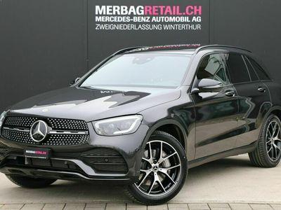 gebraucht Mercedes 400 GLC-Klasse GLCd AMG Line 4Matic